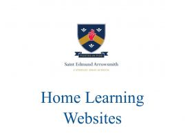 Home Learning Websites