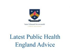 Latest Public Health England Advice