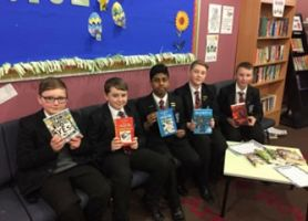 World Book Day 2018 at Saint Edmund Arrowsmith Catholic High School